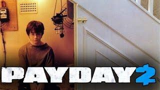 Payday 2: The Diamond Heist Stairs bug