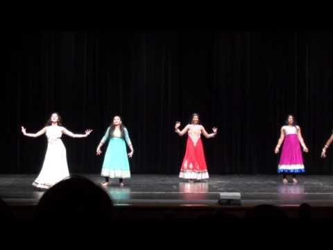 Linn Mar High School Variety Show   Bollywood Dance