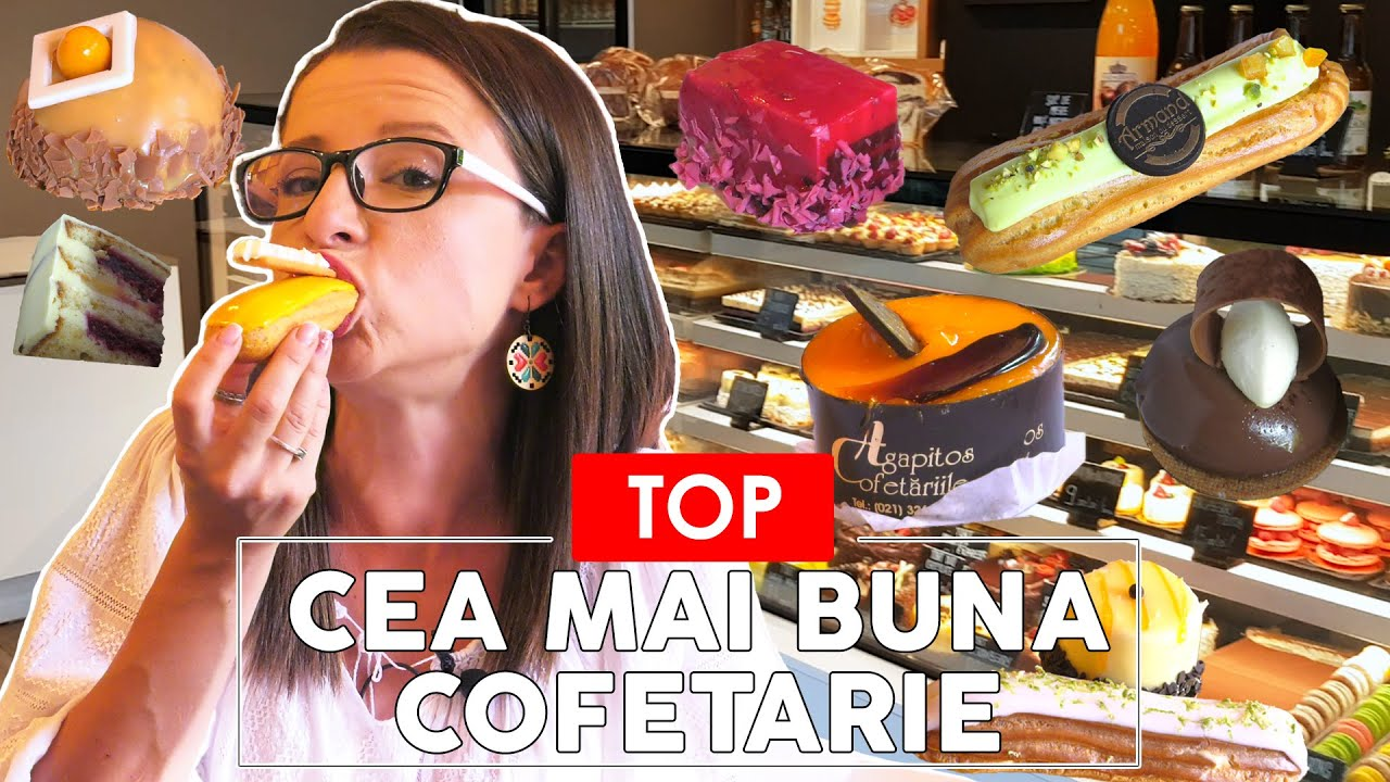 CEA MAI BUNA COFETARIE - Alice, Zoomserie, Chocolat, Agapitos, Mara Mura, Armand, Vanilla, Capsa?