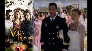 La boda de Angélica y José Luis | Lo que la vida me robó - Televisa