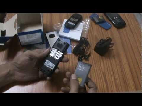 Nokia X1-01 dual sim phone unboxing & quick review - VISHKI.com