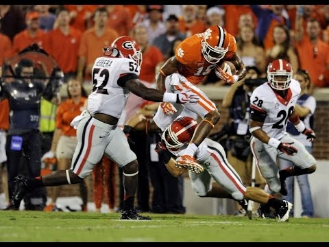 clemson football forums college football games on right now