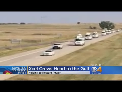 Xcel Energy Workers From Colorado Head To Florida