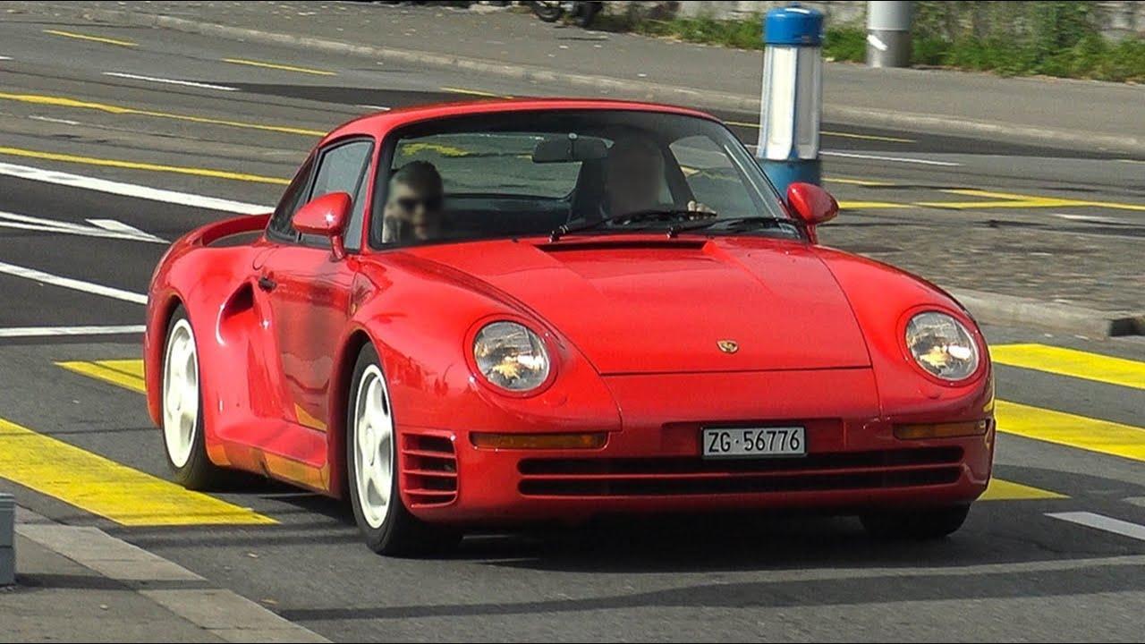 Download Supercars in Zürich Vol.253 - Ave SVJ, Porsche959, 488Pista, 812, F8Tributo, 600LT, F12, GT3, LP640!