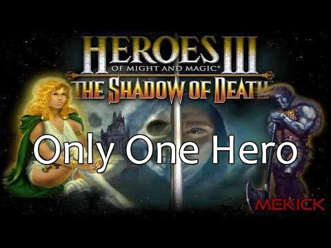 Heroes of Might and Magic III: One Hero Challenge 1v7 FFA (200%)