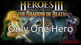 Heroes of Might and Magic III: One Hero Challenge 1v7 FFA (200%)
