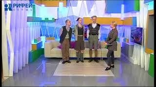 Настроение Нового Дня. Ирландские  танцы