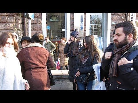 Yerevan, 07.12.17, Th, Video-1, Dznits heto.