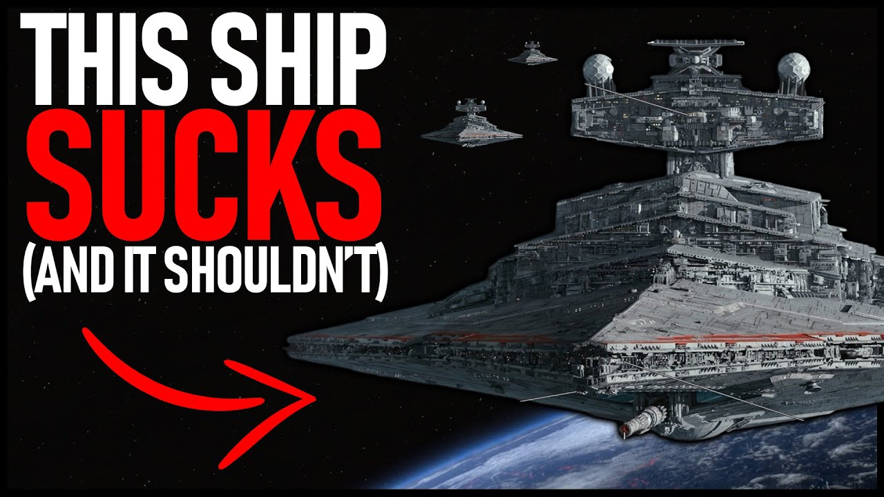 Why The New Star Destroyer In The Rise Of Skywalker Sucks But Could Ve Been So Much Better Youtube