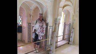 10. Дворец ветров внутри. Жаль, что у принцесс не было Ютуба. Хейтеров в тюрьму, ибо нефиг. Джайпур.