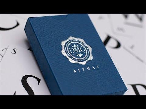 DMC ALPHAS Deck  - Magicland.se