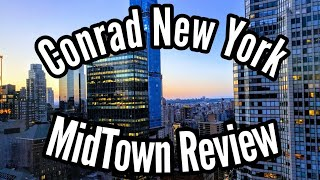 Hilton Conrad Midtown | New York City Hotel Review