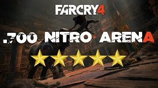 Far Cry 4 - 5 Star Arena Run .700 Nitro / Elephant Gun (Special Gun)
