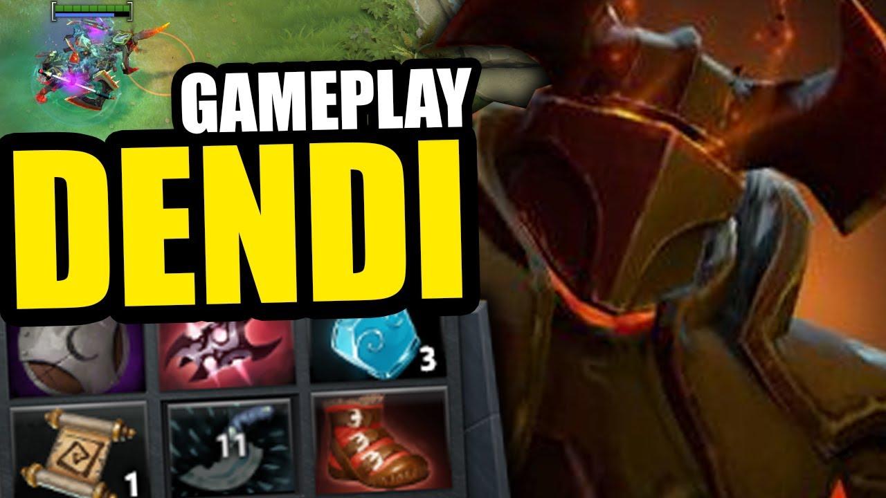 Dendi Chaos Knight Dota   New Meta Gameplay