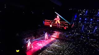 BIGBANG WORLD TOUR MADE in MEXICO - ZUTTER(GD&T.O.P)