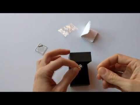 aa4f5929de72 Pendientes de plata J. Vénus - YouTube