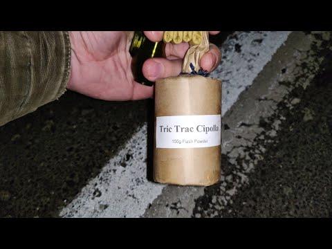 Tric Trac Cipolla 150g Flash Powder
