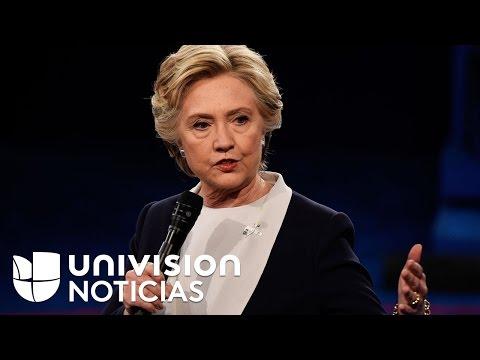 Clinton dice que si se elimina la ley de cuidado asequible se perderán los beneficios alcanzados has