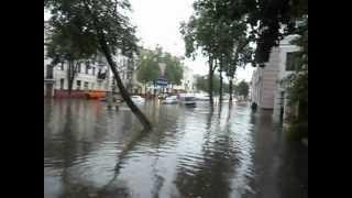 Потоп в Гомеле