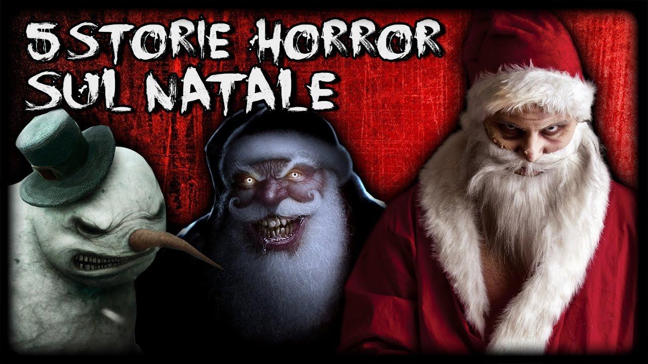 Babbo Natale Horror.5 Leggende E Storie Horror Sul Natale Piu Inquietanti Youtube