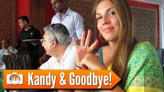 Sri Lanka 28: KANDY & GOODBYE! (Last day in Sri Lanka)