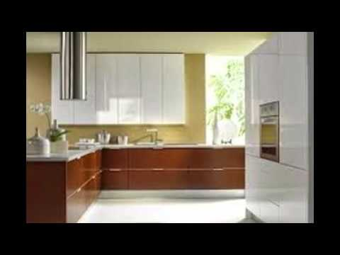 Laminate Kitchen Cabinets   YouTube