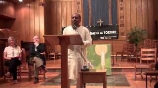 Healing a Culture of Torture - Adotei Akwei Panel Responder