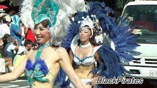 大塚サンバチームのサンバ☆2012 SAMBA CARNIVAL (サンバカーニバル) チ...