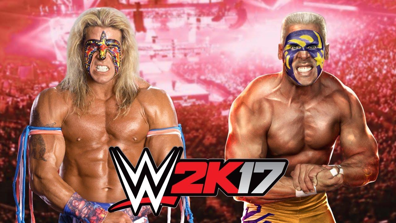 Ultimate Warrior vs Sting - YouTube