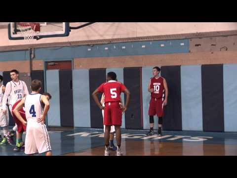 LHS Boys Basketball vs Innovation Academy 12.10.15