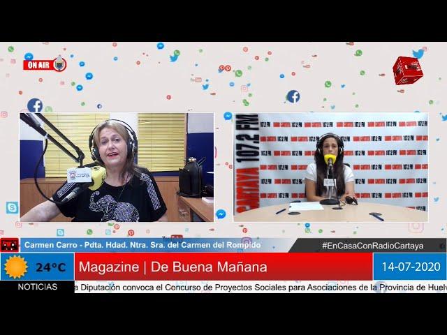 Radio Cartaya | La Hdad. del Carmen de El Rompido renueva su Junta de Gobierno