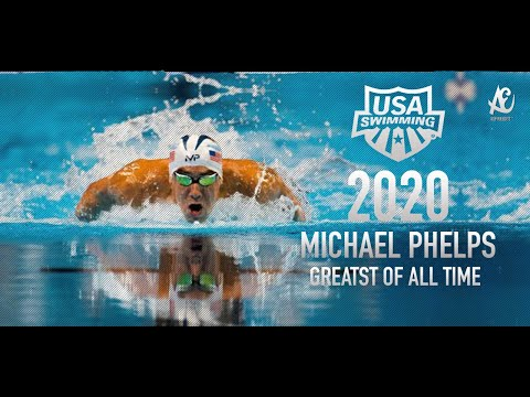 Michael Phelps ● Greatest of All Time | Motivational Video | 2020 - HD