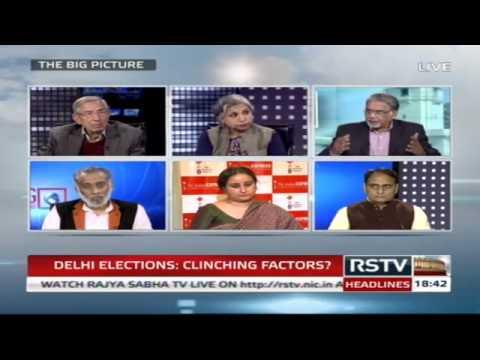 The Big Picture - Delhi Elections: Critical factors?