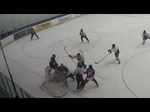 exhibition game (North York Rangers vs Richmondhill Coyotes)2P-2