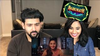 Badrinath Ki Dulhaniya Trailer Reaction | Alia Bhatt, Varun Dhawan | Reaction by RajDeep