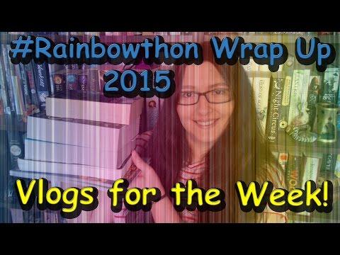 #Rainbowthon Vlog & Wrap Up [2015]