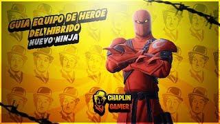 """NEW HERO GUIDE """"HIBRIDO"""" + HERO TEAM / FORTNITE SAVE THE WORLD"""