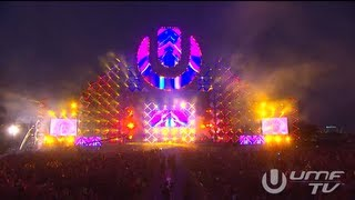 Nicky Romero - Ultra Music Festival 2013 - Full Set Mainstage 15/3 -  UMF.TV