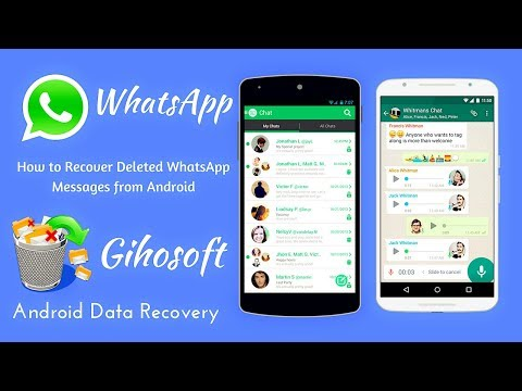 How To Recover Deleted WhatsApp Messages On Android Without Backup