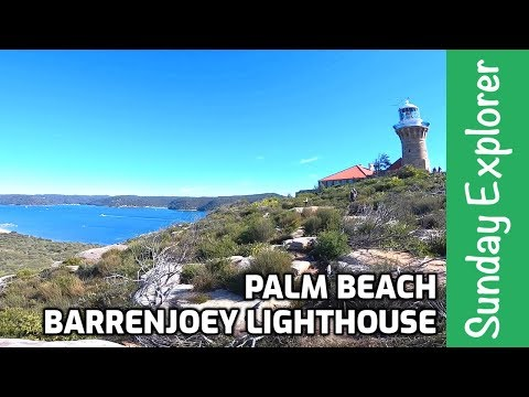 Barrenjoey Lighthouse Track (Palm Beach), Sydney Northern Beaches