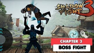 SHADOW FIGHT 3 - CHAPTER 3 - FIRST BOSS FIGHT