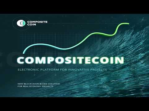 CompositeCoin — an electronic platform for innovative projects