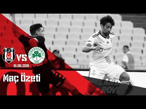 Beşiktaş:2 Panathinaikos:2 Hazırlık Maçı Özeti 📹⚽ | Beşiktaş JK