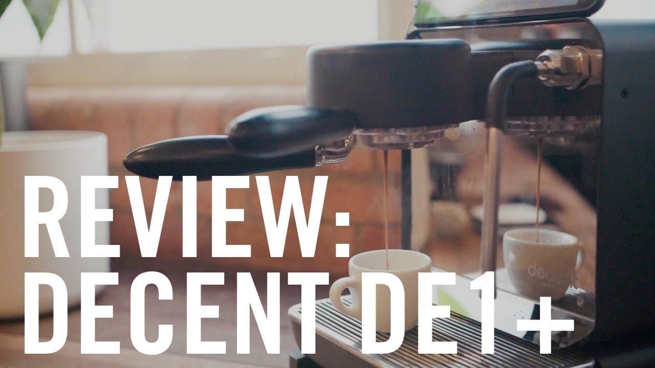 Product Review Decent De1 Espresso Machine