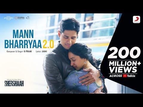 Mann Bharryaa 2.0 – Official Video   Shershaah   Sidharth – Kiara   B Praak   Jaani