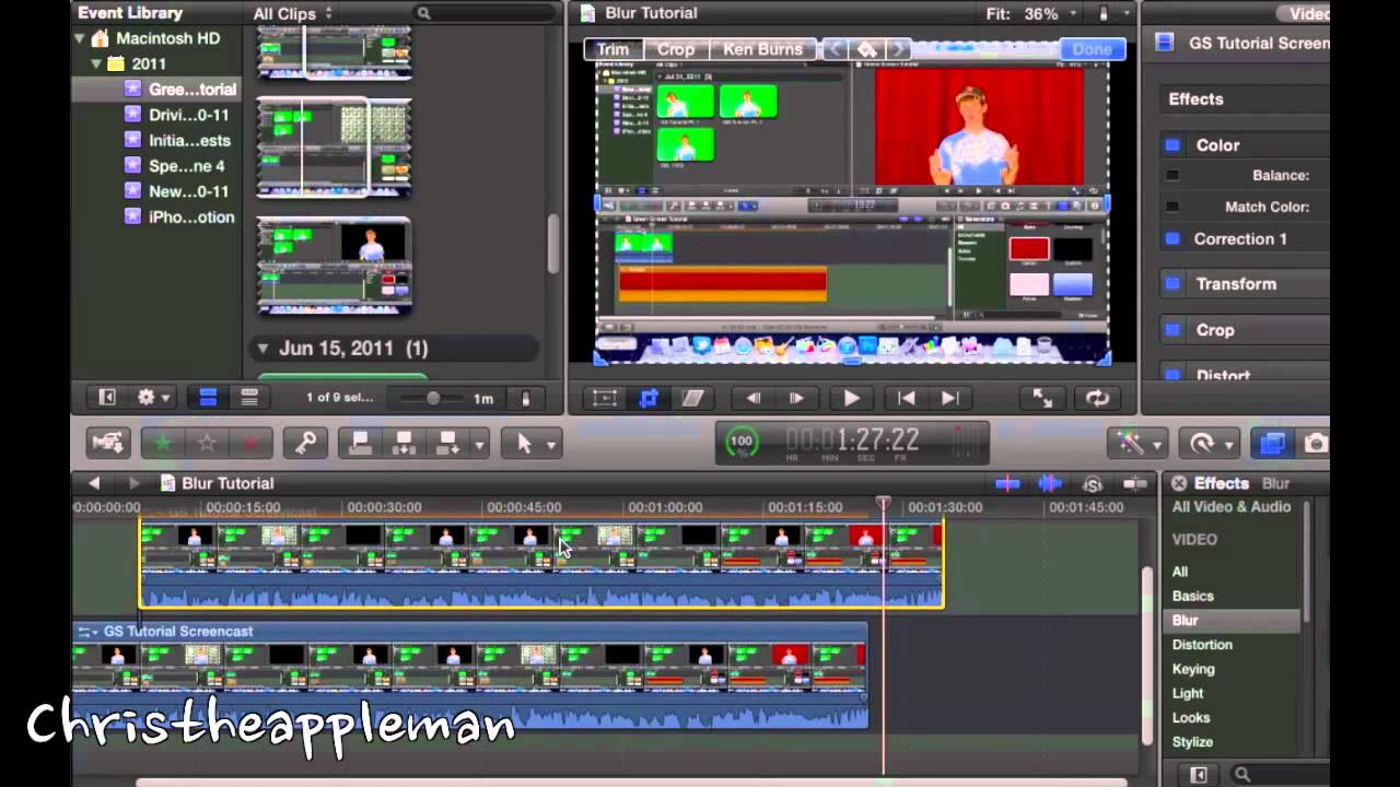 how to blur something out in final cut pro x youtube rh youtube com Final Cut Pro 5 Final Cut Pro 7 Torrents