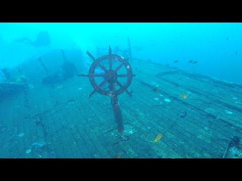 Scuba Diving Relax Bali Wreck