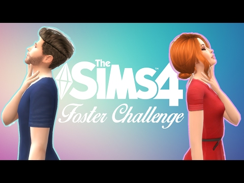 The Foster Challenge! || The Sims 4 || Part 1 - Introduction and First Adoption!