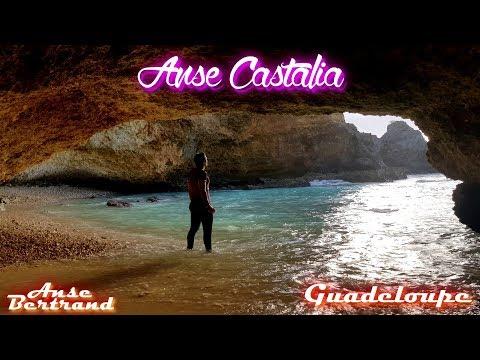 Grotte Anse Castalia