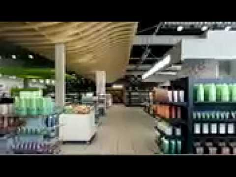 bernard beuneiche architecte d 39 int rieur caen 14 pharmacie brun youtube. Black Bedroom Furniture Sets. Home Design Ideas